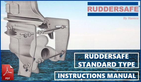 Ruddersafe - Standard Type - Instructions Manual
