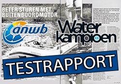Ruddersafe Testrapport - ANWB Waterkampioen WK14 - 1985